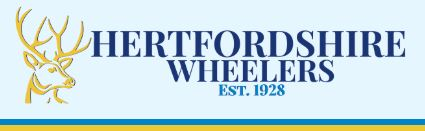 Hertfordshire Wheelers logo
