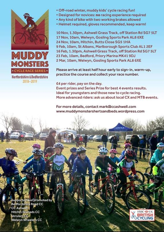 Muddy Monstors 2019