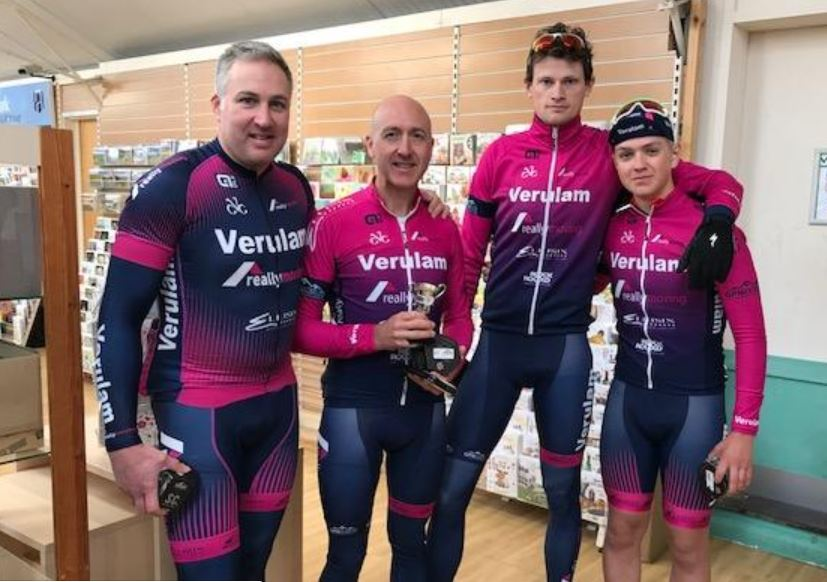 Team Pursuit pic 1
