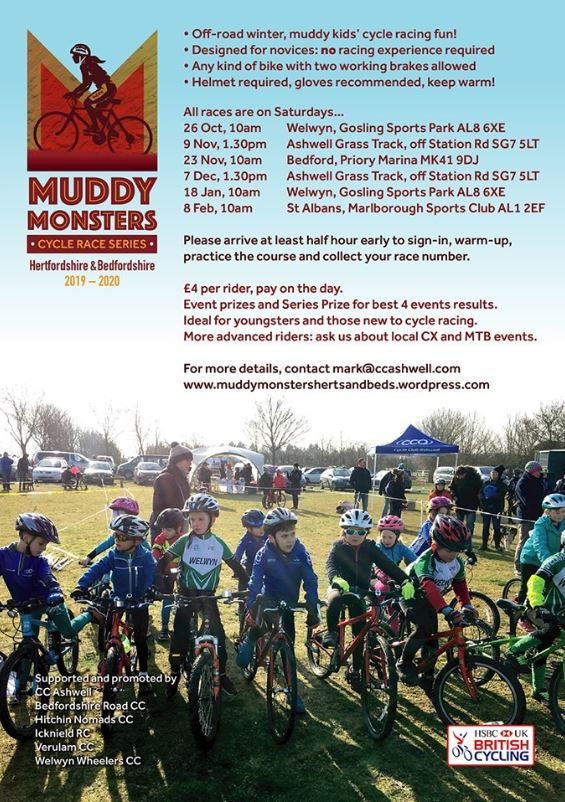 Muddy Monsters 2020 image